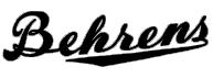 Behrens Moving Company Logo